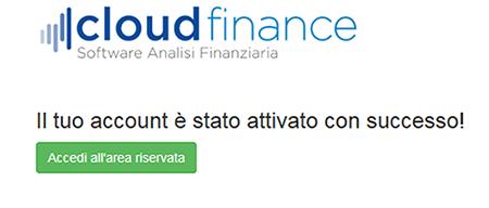 account-attivato