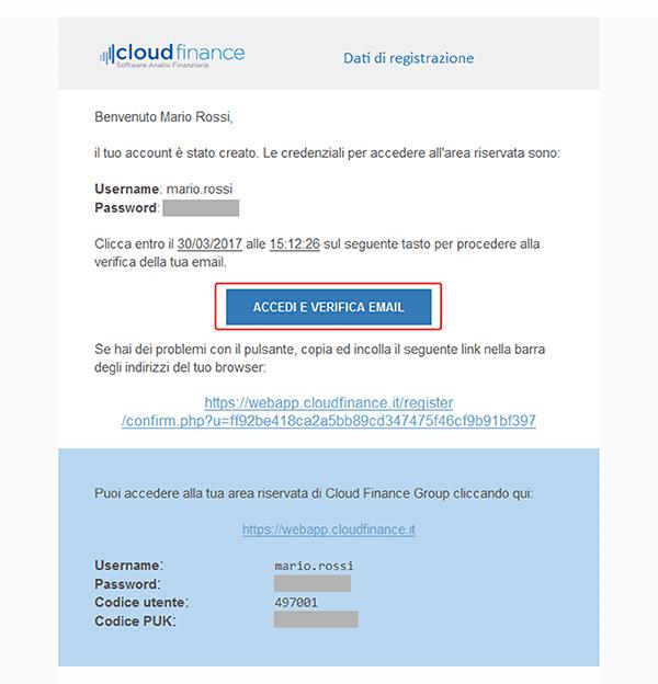 email-attivazione